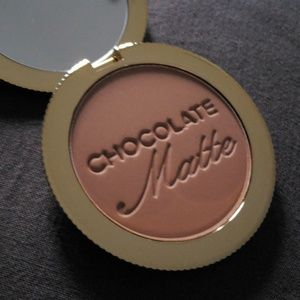 Too Faced Matte Bronzer in Chocolate Soleil
